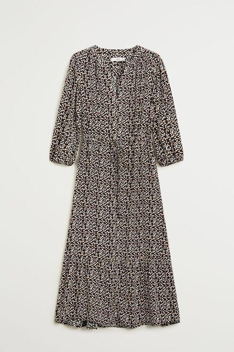 los 10 vestidos de mango para este otoño invierno