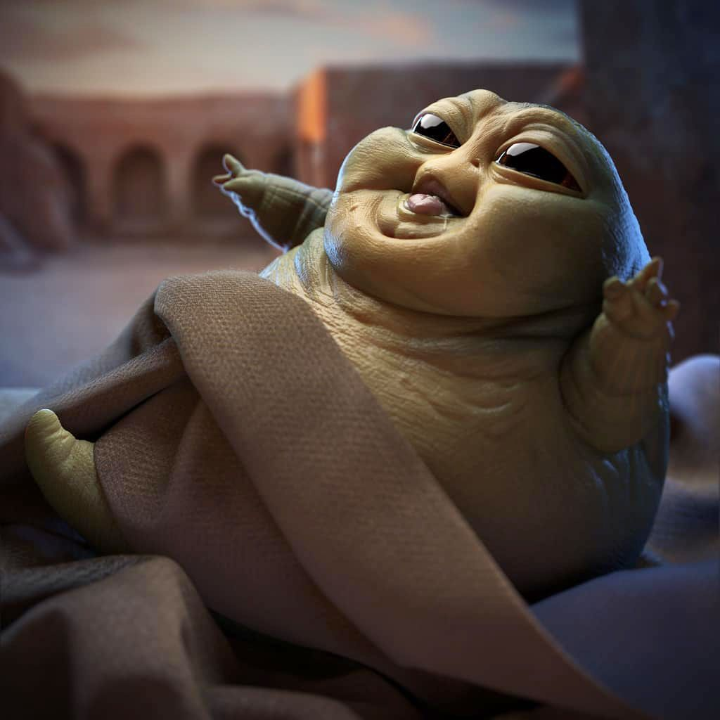 Stop Stanning Baby Jabba. He's Evil.