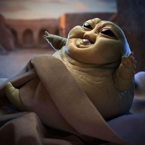 baby jabba evil