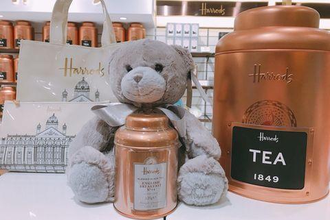Harrods茶品