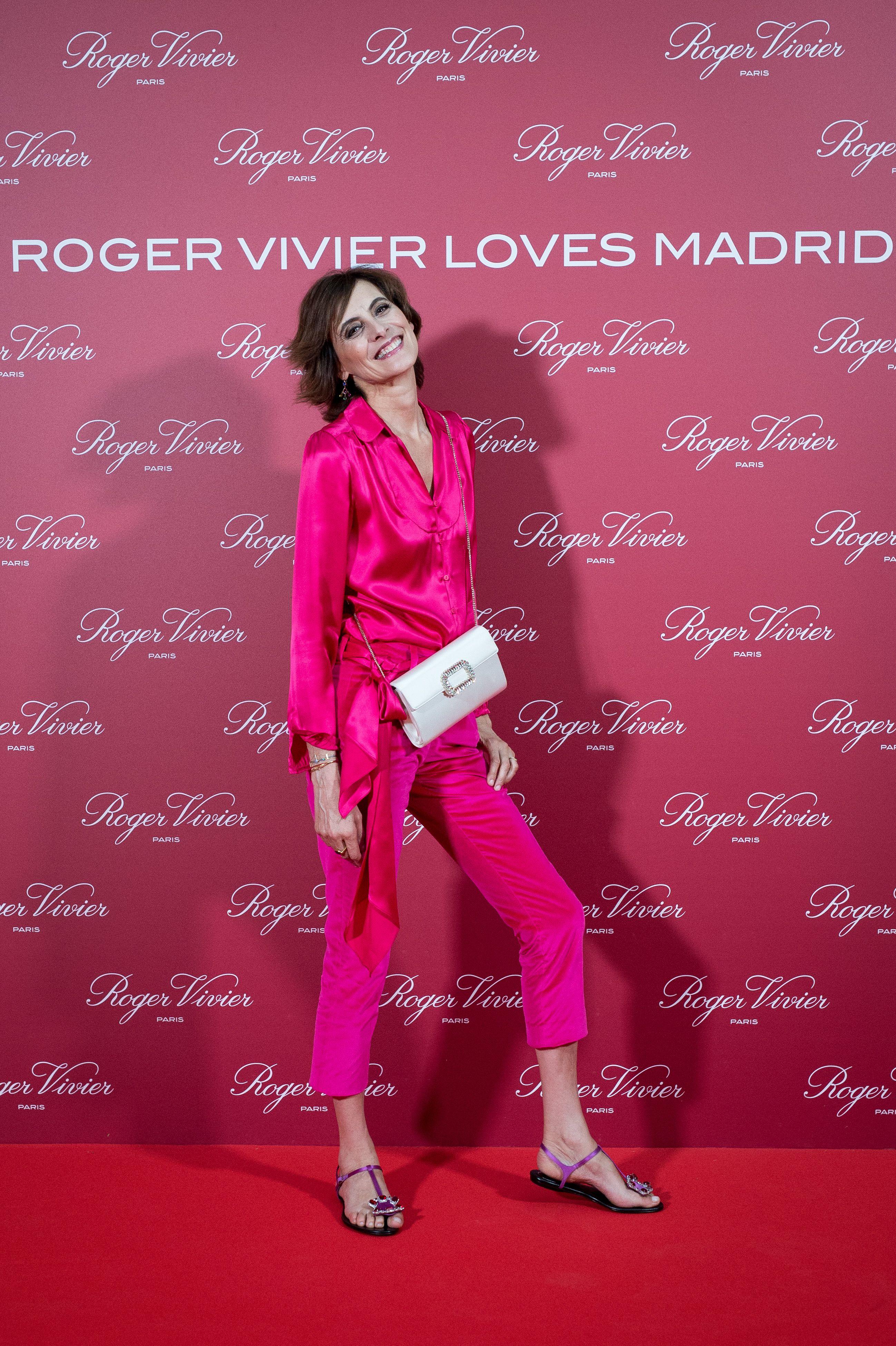 Fiesta Roger Vivier en Madrid