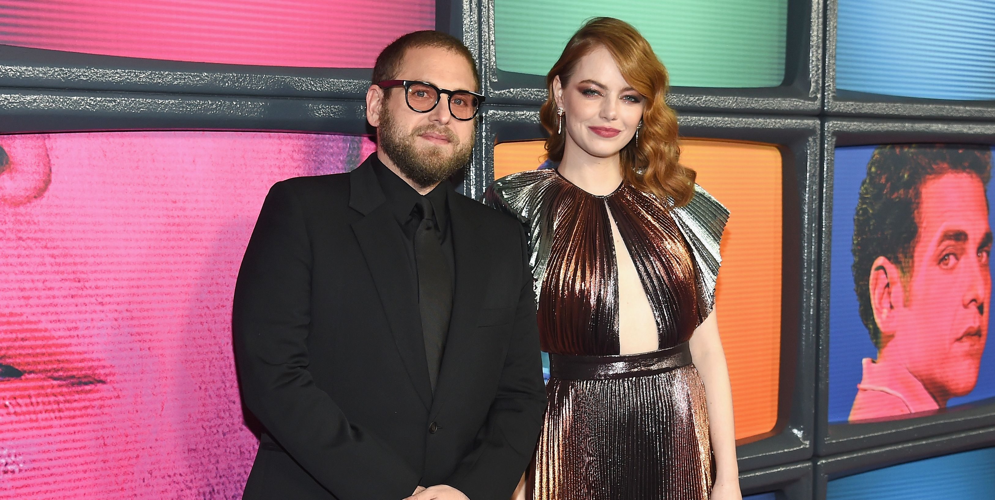 On September 20, a crowd including Emma Stone, Jonah Hill, Justin Theroux, and Cary Joji Fukunaga gathered at Manhattan's Center 415 to fête the premiere of the new series Maniac , which will air on Netflix beginning September 21. The series, created by Patrick Somerville and directed by Fukunaga—who was just tapped to helm the next James Bond film—follows strangers drawn together by a mysterious pharmaceutical trial.