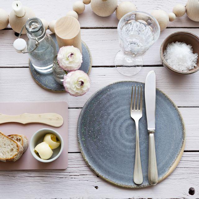 Bord op tafel