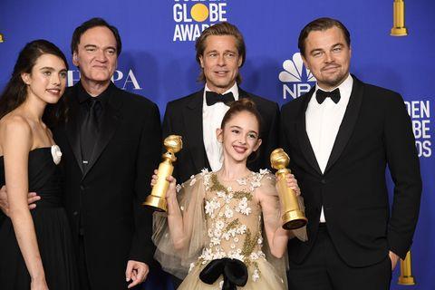 """erase una vez en hollywood repartoNBC's """"77th Annual Golden Globe Awards"""" - Press Room"""