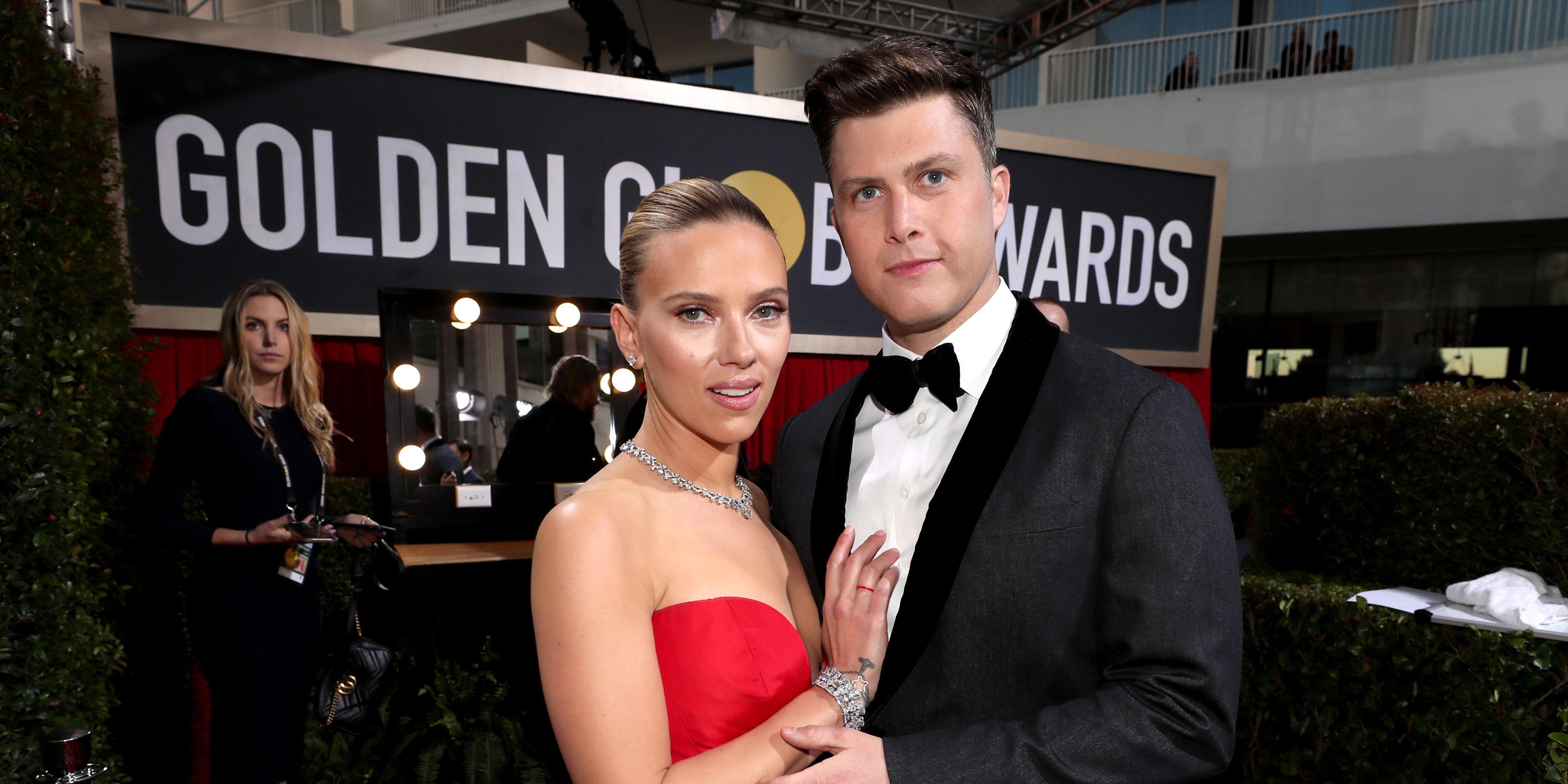 Scarlett Johansson And Colin Jost S Complete Relationship Timeline News Reader Board