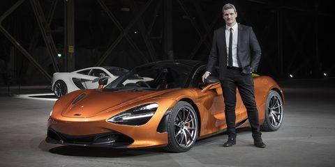 McLaren 720S Robert Melville
