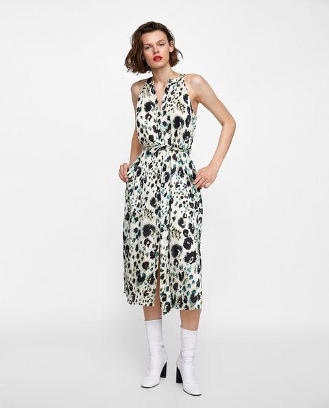 últimas tendencias de 2019 atractivo y duradero super especiales Zara lo tiene claro, el 'animal print' es la apuesta más ...