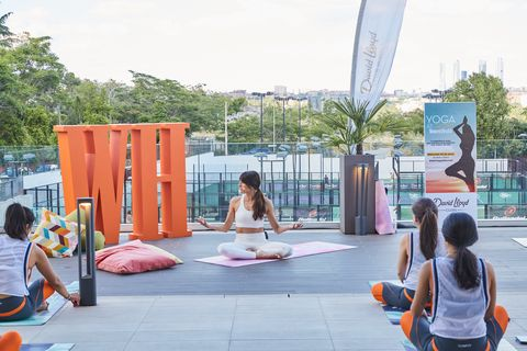 yoga at sunset wh 2021