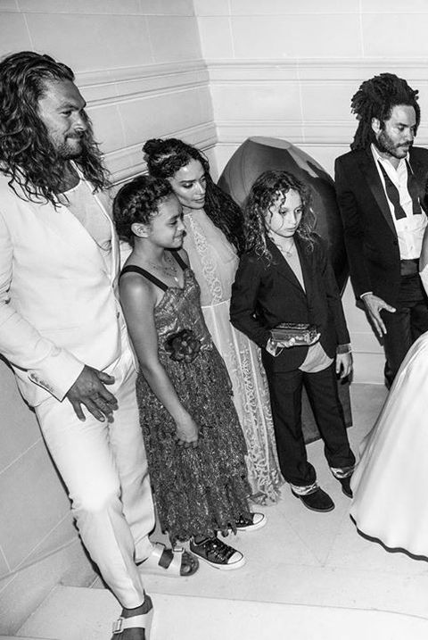 Zoe Kravitz Shares Brand New Wedding Photos