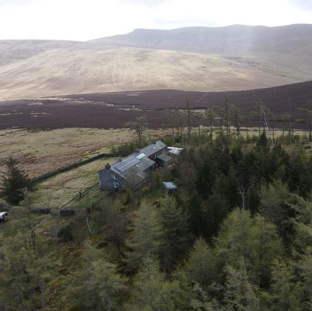 england's most remote house