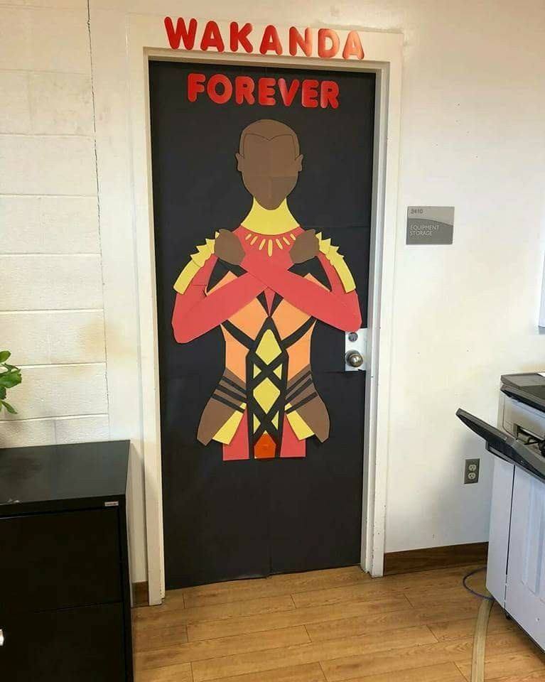 10 Cool Classroom Decor Ideas To Honor Black History Month Black