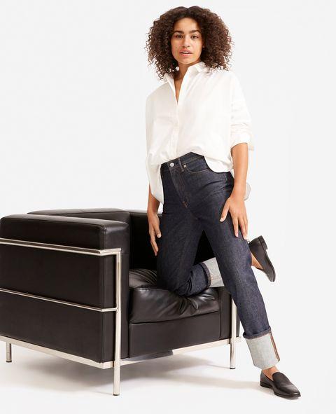 White, Sitting, Furniture, Stool, Standing, Chair, Fashion, Leg, Footwear, Design,