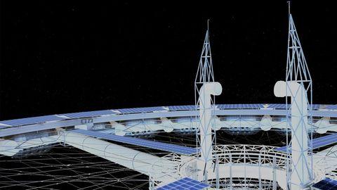 首間「太空旅館」就在6年後問世!高級飯店裝潢,目前已開放預約,價格、通路一次看
