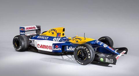 Williams FW14B Nigel Mansell