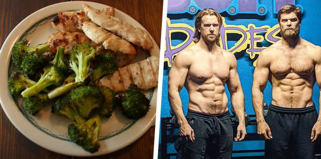 ¿qué ocurre si solo comes pollo y brócoli tu dieta para perder peso que le pregunten a estos youtubers