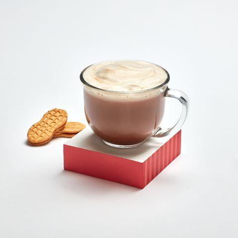 Food, Horchata, Drink, Milkshake, Hot chocolate, Chocolate milk, Cortado, Milk punch, Latte macchiato, Almond milk,