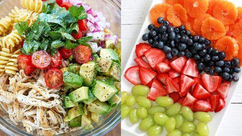 不同顏色的蔬菜水果和提升免疫力有正相關
