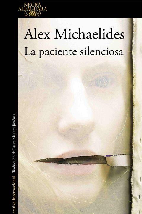 portada libro la paciente silenciosa