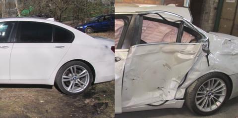 BMW 7-Series Repair