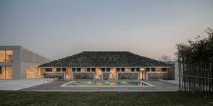 Miya/LostVilla Huchen Barn Resort di AresPartners, Ninghai, Cina