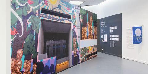 Design Museum Chicago Humanity - ELLE Decor