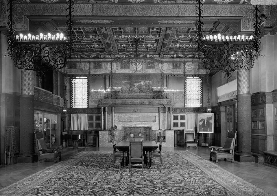 A Historical Look at the Park Avenue Armory