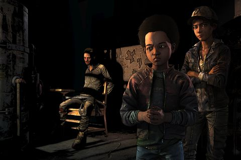 'The Walking Dead: The Final Season': elige tu propia aventura