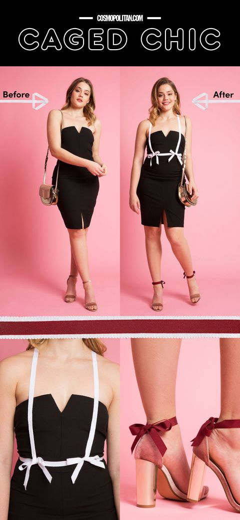 bef868692bc 16 Mind-Blowing Ribbon Hacks That Will Transform Your Outfit
