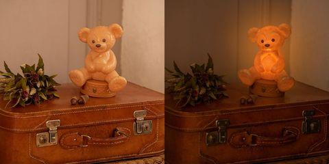 Teddy bear, Toy, Furniture, Room, Drawer,