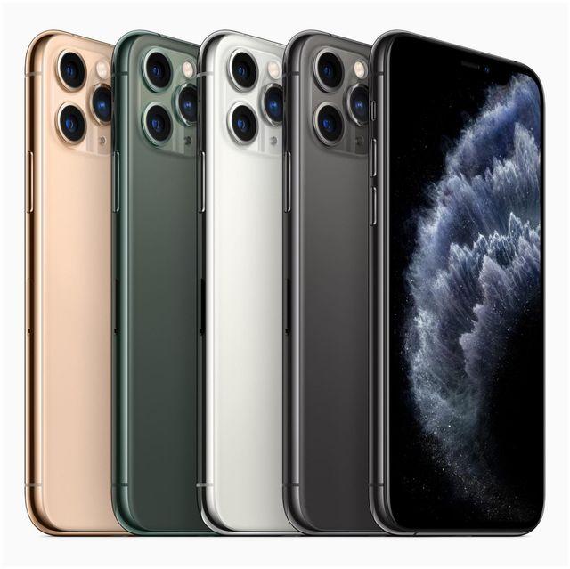 iPhone 11 Pro、iPhone 11 Pro Max