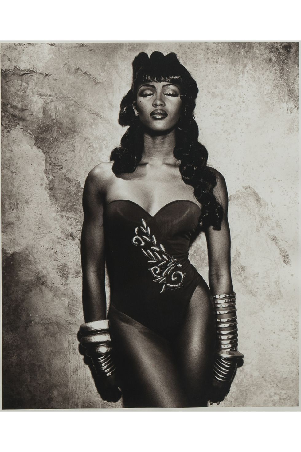 Naomi Campbell, Diane Kruger, and More Featured in Karl Lagerfeld's Photography Collection