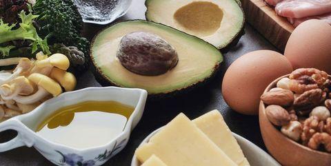 Food, Avocado, Ingredient, Cuisine, Dish, Produce, Vegan nutrition, Cheese, Fruit, Superfood,