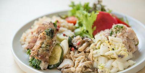 Dish, Food, Cuisine, Ingredient, Salad, Produce, Staple food, Recipe, Tuna salad, Side dish,