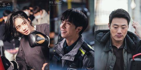 三月最強7部韓劇報到!李昇基《mouse》、宋江《如蝶翩翩》必追