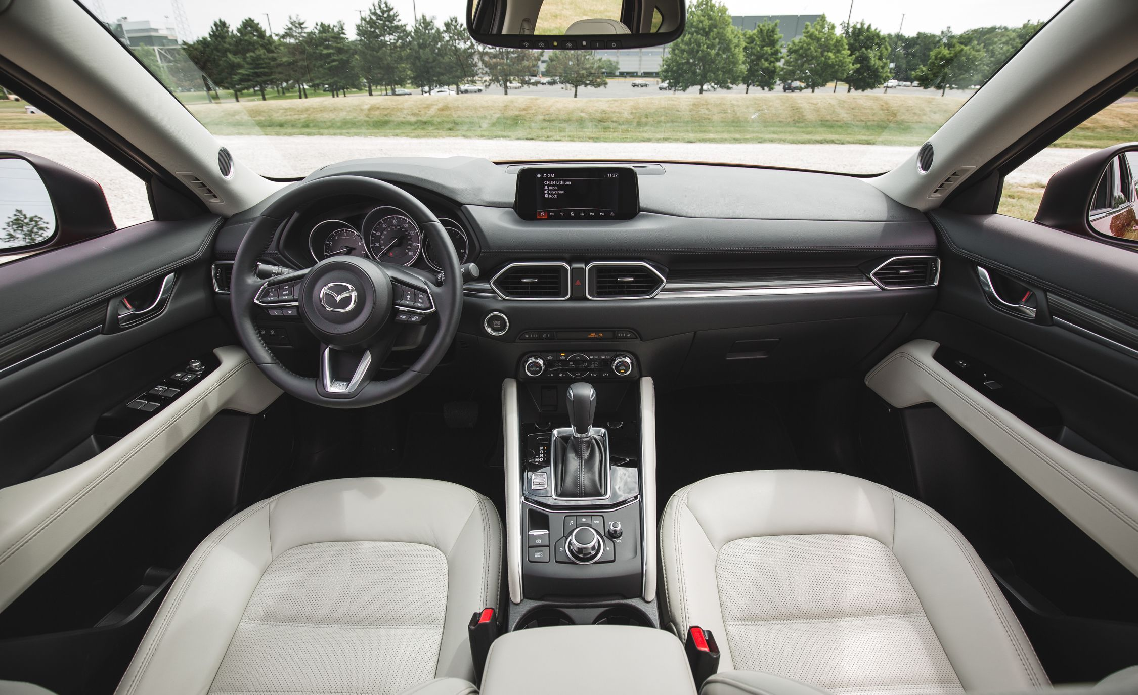 The Best Car and Truck Interiors Available in 2018 for Less than $40,000 | Feature | Car and Driver