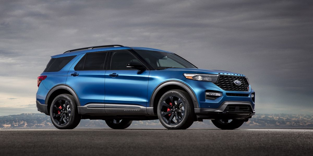 2020 Ford Explorer St Revealed New 400 Hp Explorer At