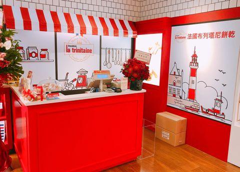 來自法國的 LT 法國布列塔尼餅乾,第二家店將於在新光三越百貨信義店A4館-B2F開幕 !