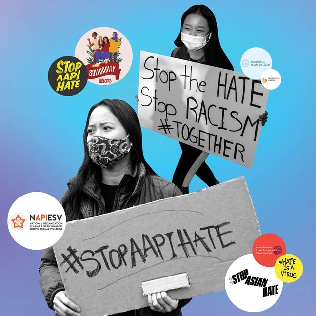 8 organizations to donate to right now to support the aapi community and stop asian hate
