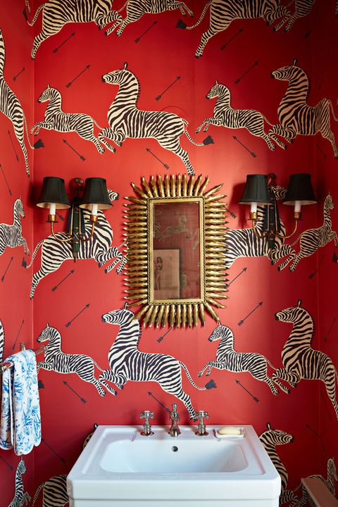 Most Iconic Wallpapers — Scalamandré Zebras and the Most ...
