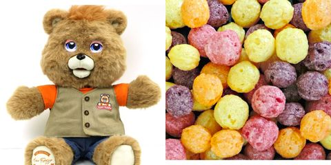 Teddy bear, Stuffed toy, Food, Confectionery, Sweetness, Plush, Junk food, Toy, Cuisine, Candy,