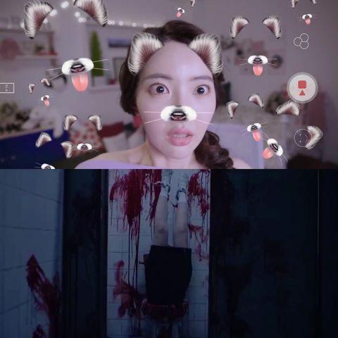 鬼月恐怖戲劇