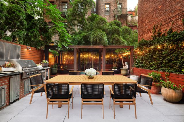 kylie jenner's recent townhouse rental in manhattan just hit the market