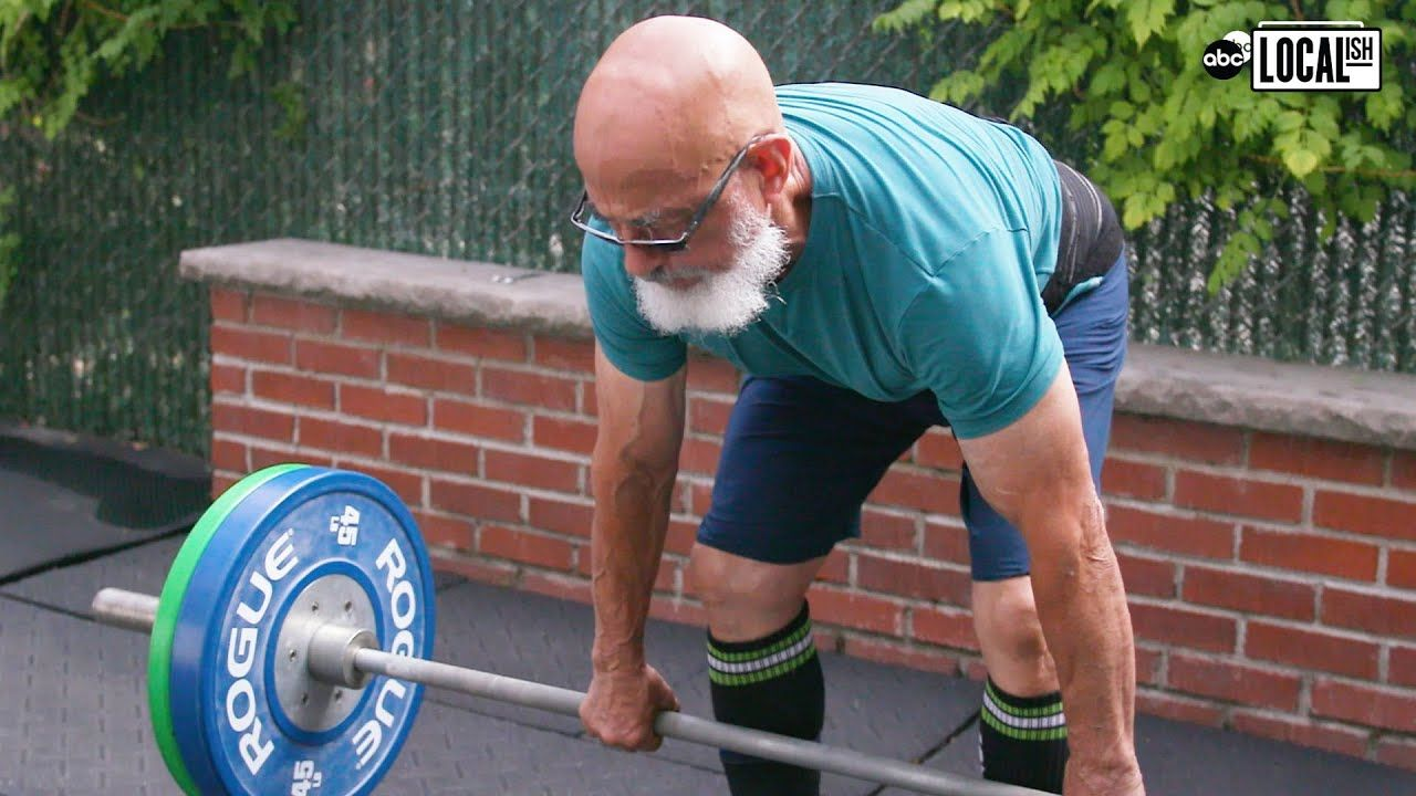 This 80-Year-Old CrossFit Stud Can Probably Outlift You