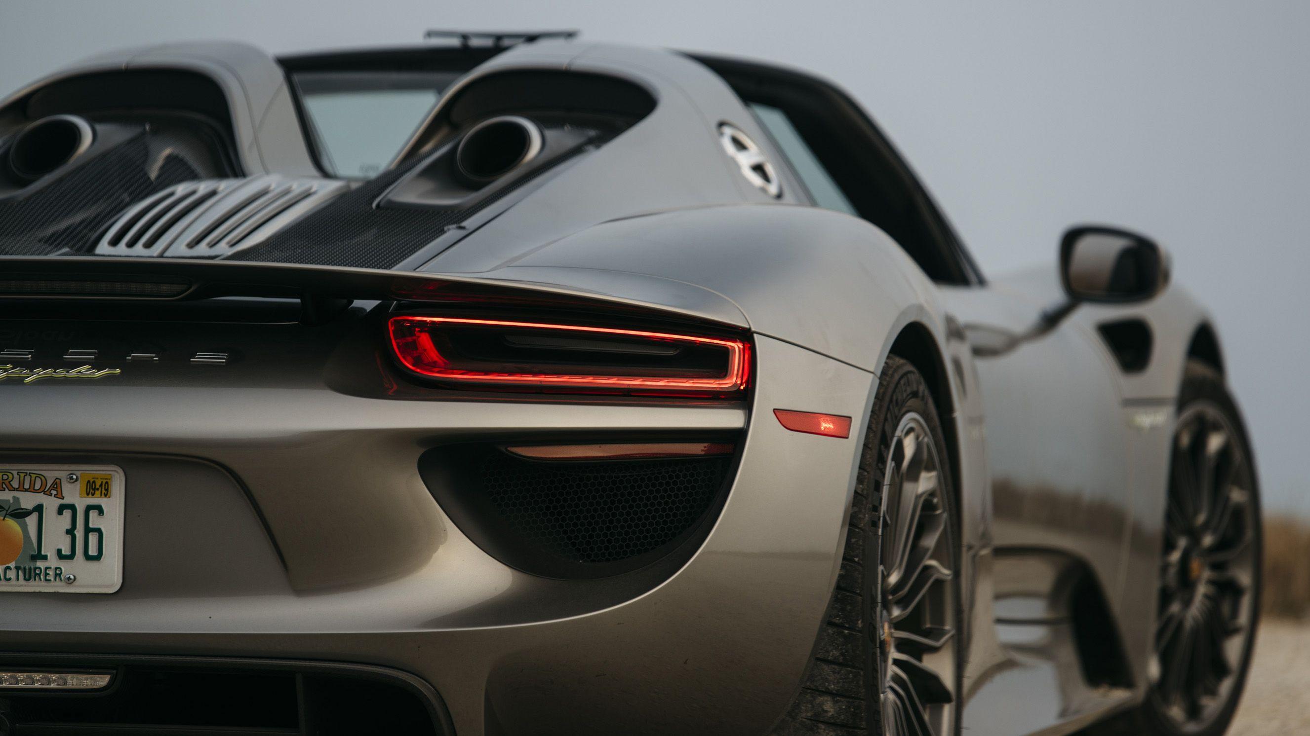 The 918 Spyder Transformed the Future of Porsche