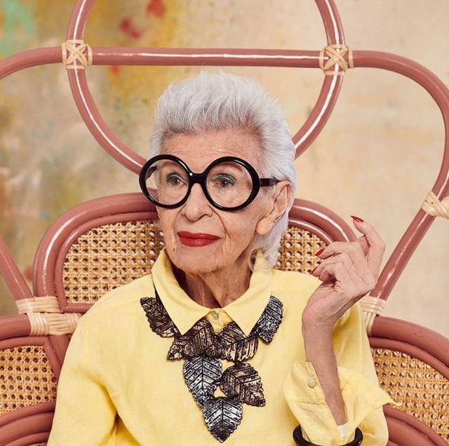 iris apfel, glasses
