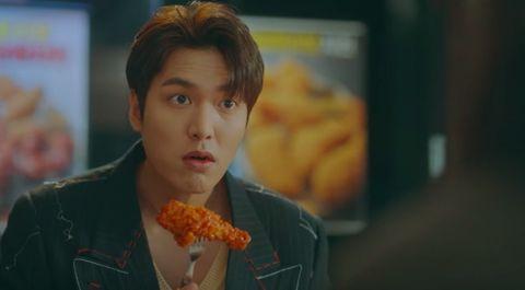 bbq chicken推出雞啤套餐 李敏鎬最愛的韓式炸雞