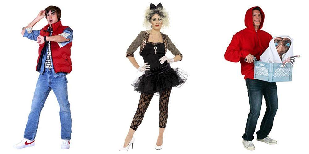 Pink Pop Star Halloween Costume Wig
