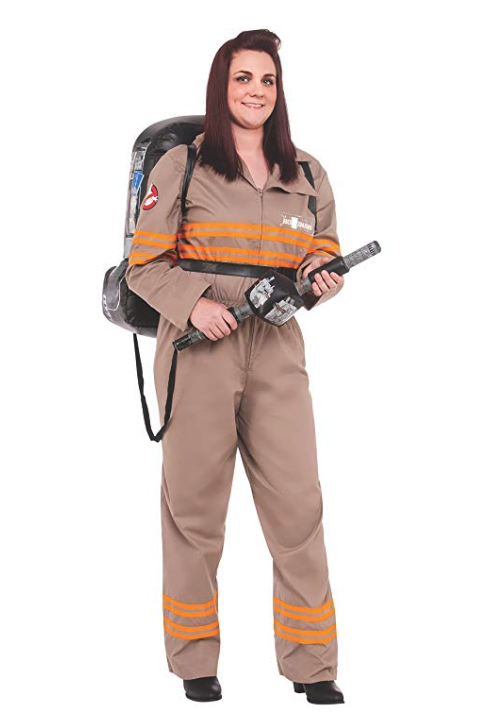 80s Halloween Costumes - Ghostbusters