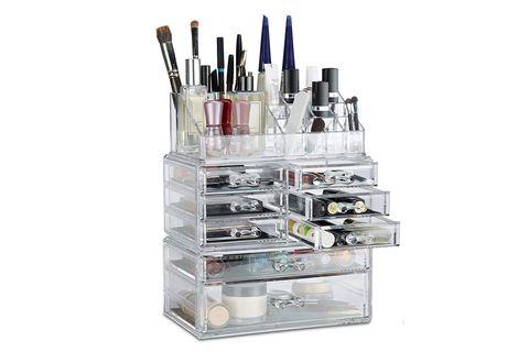 263ee3a7b 15 organizadores de maquillaje - Cómo organizar el maquillaje