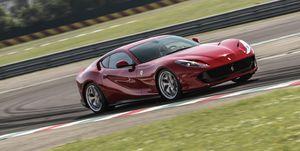 Ferrari Superfast